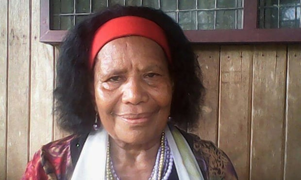 'She set the benchmark': trailblazing PNG politician Nahau Rooney dies, aged 75