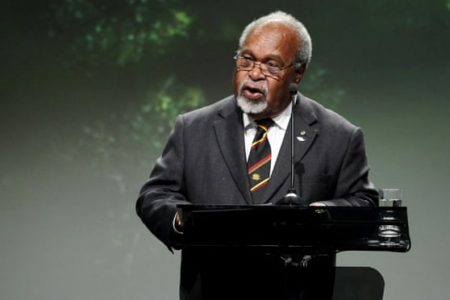 Sir Michael Somare, Papua New Guinea's 'Father of the Nation', dies aged 84