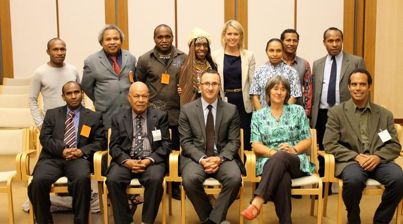 Today Richard hosted the launch of International Parliamentarians for West Papua in the Australia-Pacific region