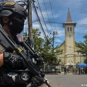 Makassar Church Bombers Are Husband and Wife: Police