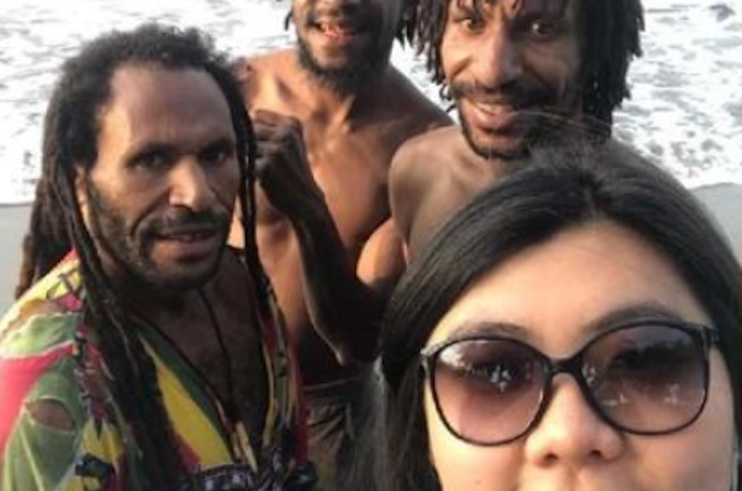 Veronica Koman challenges Jakarta's different stands on Burma and Papua