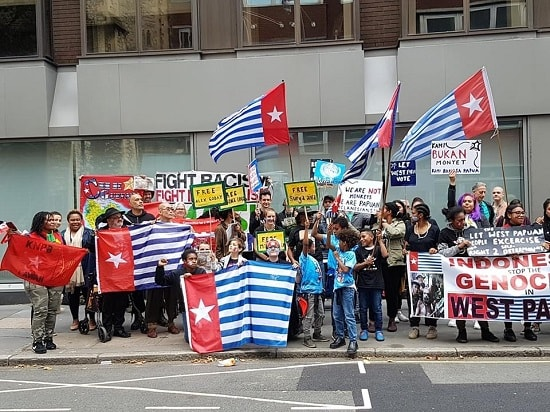 Condemn the Racist and Anti-Workers Regime in West Papua!