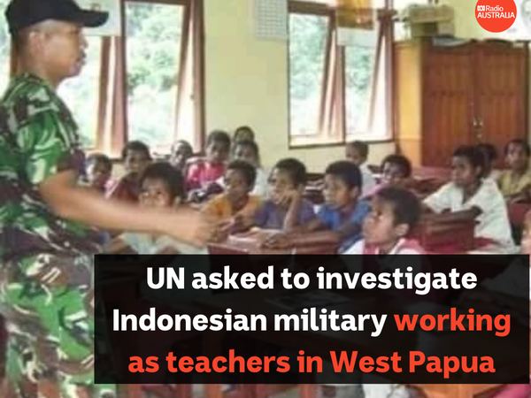 Religious leaders in West Papua are calling on the United Nations to investigate allegations in West Papua