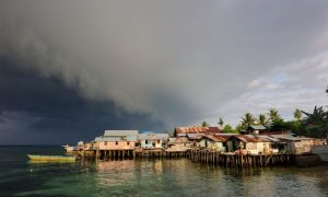 Biak Island, in Papua province, Indonesia, has been offered to Elon Musk as a site for a SpaceX launchpad. Photograph: imageBroker/Alamy